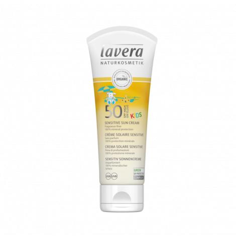 Crème solaire sensitive pour enfant - SPF 50 - 75 ml