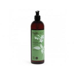 Gel douche au savon d'Alep et Jasmin - en pompe - 500 ml