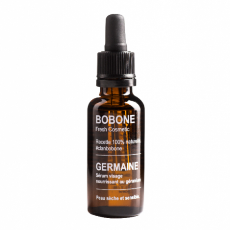 Sérum visage nourrisant - Germaine - 27 ml