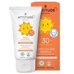 Crème solaire SPF 30 fleur de vanille - Tout-petits - 150 g