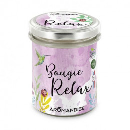 Bougie d'ambiance - Relax