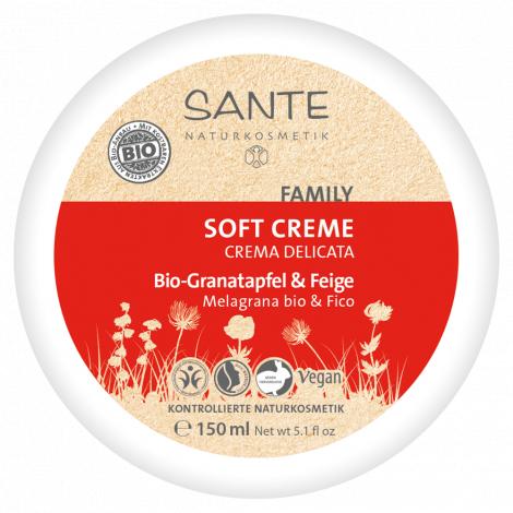 Soft crème Family - grenade figue 150 ml