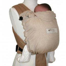 Porte bébé Baby Carrier - version SLIM - Nature
