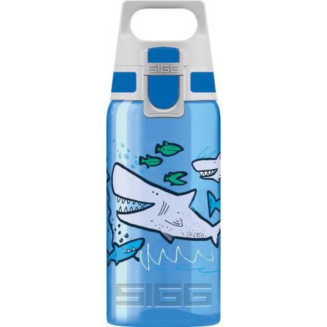 Gourde sans BPA - 500 ml - Viva One - Requins