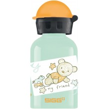 Gourde en aluminium - 300 ml - Bear Friend