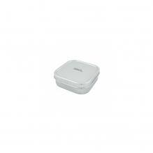 Boîte carrée en inox - Shimla - 750 ml