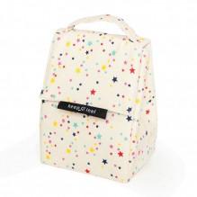Lunch bag isotherme en coton BIO - Star