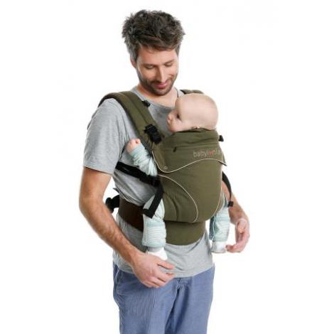 Porte-bébé physiologique préformé Flexia - Pine Green