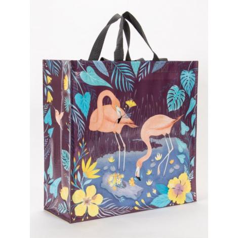 acheter en ligne 4e635 2c9a0 Grand cabas shopper en matériaux recyclés - Flamingo