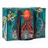 Cabas zippé en matériaux recyclés - Octopus