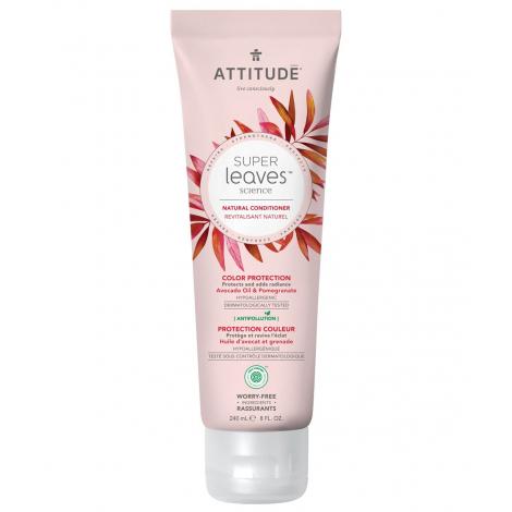Après-shampooing hypoallergénique - protection couleur - Super Leaves - 240 ml