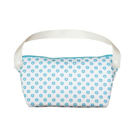 Pochette / sac de voyage imperméable - Nora blanc