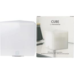 Diffuseur d'huiles essentielles - Cube - Gris clair