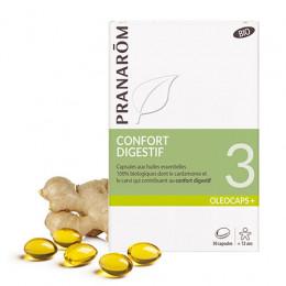 Oleocaps + BIO N°3 - Confort digestif - 30 capsules - A partir de 12 ans