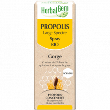 Propolis Bio large spectre Spray 15 ml