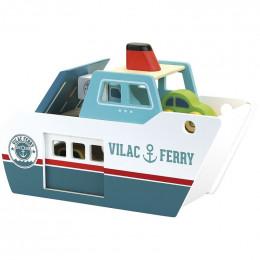Le Ferry en bois - Vilacity - à partir de 3 ans