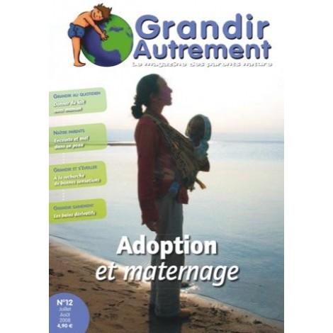 Grandir Autrement n°12 - Juillet / Août 2008 *