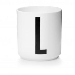 Tasse en porcelaine L