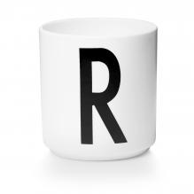 Tasse en porcelaine R