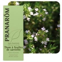 Huile essentielle de Thym à feuilles de Sariette satureioide - 10 ml