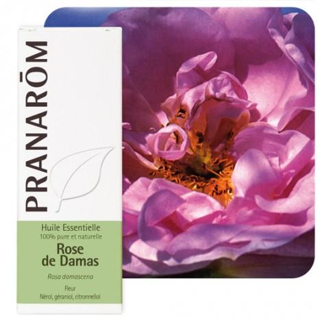 Huile essentielle de Rose de Damas  - 2 ml