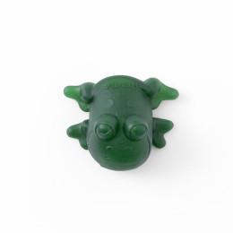 Fred la grenouille verte  en caoutchouc naturel Dès la naissance