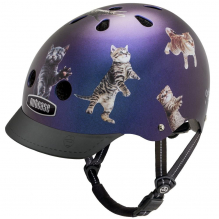 Casque vélo - Street - Space Cats - S