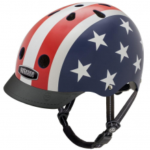 Casque vélo - Street - Stars & Stripes - Large