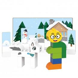 Randonnée neige - 27 pièces - à partir de 18 mois