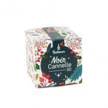Cube Noir Cannelle BIO