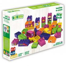 Blocs de construction thème princesses - 40 blocs - à partir de 18 mois