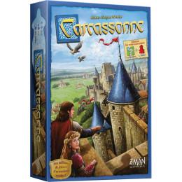 Carcassonne - à partir de 7 ans