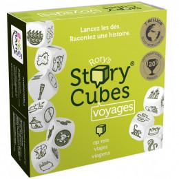 Story Cubes Version Voyages - à partir de 6 ans