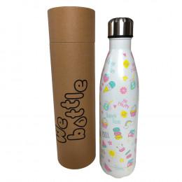 Gourde bouteille en inox - Have Fun - 750 ml