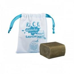 Sac pochon et détachant solide - KI C KI détache avec le savon Tout Net