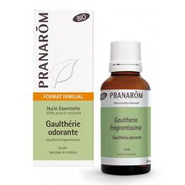 Huile essentielle de Gaulthérie odorante BIO 30 ml