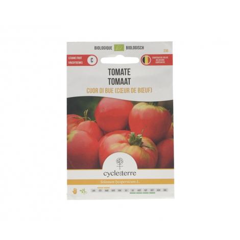 Tomate Cuor di bue (Cœur de Bœuf) - 0,20 g
