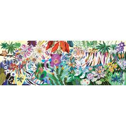 Puzzle Gallery - Rainbow tigers - 1000 pcs