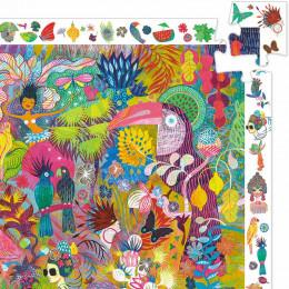 Puzzle observation - Carnaval de Rio - 200 pcs