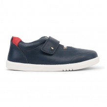 Chaussures Kid+ 835602 Ryder Navy + Red