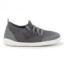 Chaussures Xplorer - 501504 Play Knit Trainer Smoke