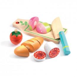 Jeu imitation cuisine - Lunch à couper