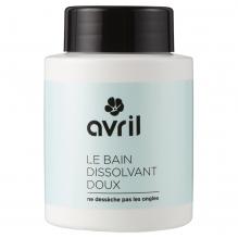 Bain dissolvant sans acétone 75 ml