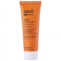 Soin anti-âge BIO MEN - 50 ml