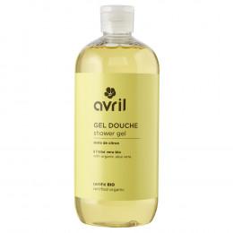 Gel douche BIO - zeste de citron - 500 ml