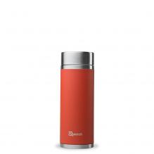 Théière nomade isotherme en inox 300 ml - Rouge