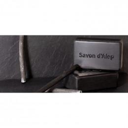 Savon d'Alep - Charbon BIO - 100 g