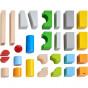 Blocs de construction – Boîte de base, multicolore
