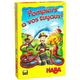Jeu de société - Pompiers, à vos tuyaux !