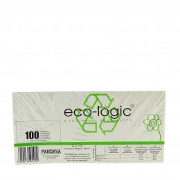 Enveloppes Eco-Logic 114 x 229 mm